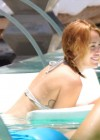 Miley Cyrus - Bikini in Miami-49