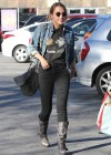 Miley Cyrus Out In Studio City-04