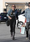 Miley Cyrus Out In Studio City-05