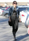 Miley Cyrus Out In Studio City-06