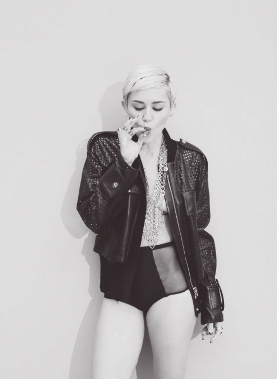 Miley Cyrus: Brian Bowen Smith Photoshoot -05