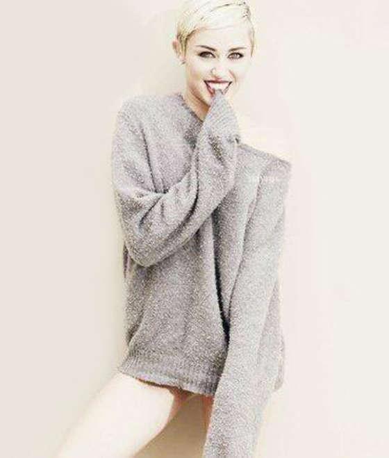 Miley Cyrus: Brian Bowen Smith Photoshoot -08