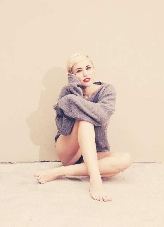Miley Cyrus: Brian Bowen Smith Photoshoot -13