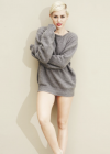 Miley Cyrus: Brian Bowen Smith Photoshoot -15