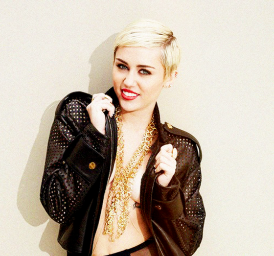 Miley Cyrus: Brian Bowen Smith Photoshoot -20