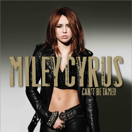 Miley Cyrus Can't Be Tamed Album cover – HQ