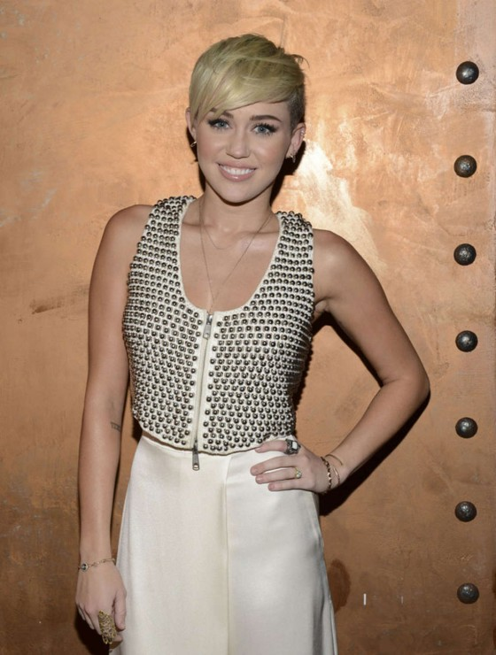 Miley Cyrus at City Of Hope Gala-04
