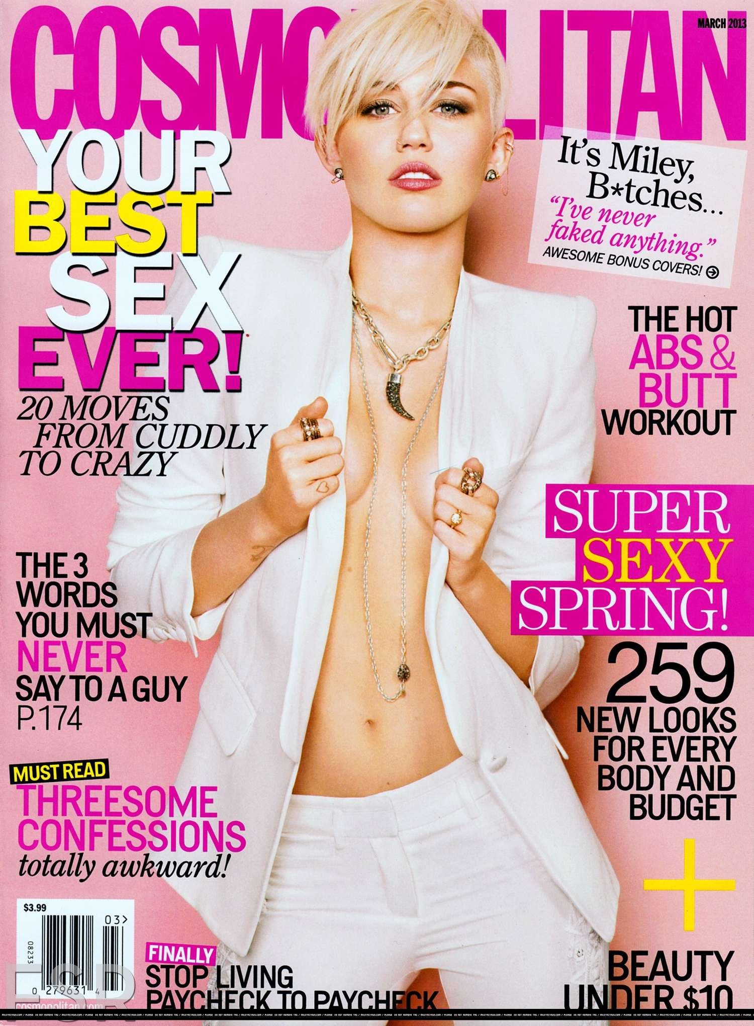 cosmopolitan magazine While this was primarily a business decision, the concerns raised were   america to begin selling issues of the magazine behind blinders.