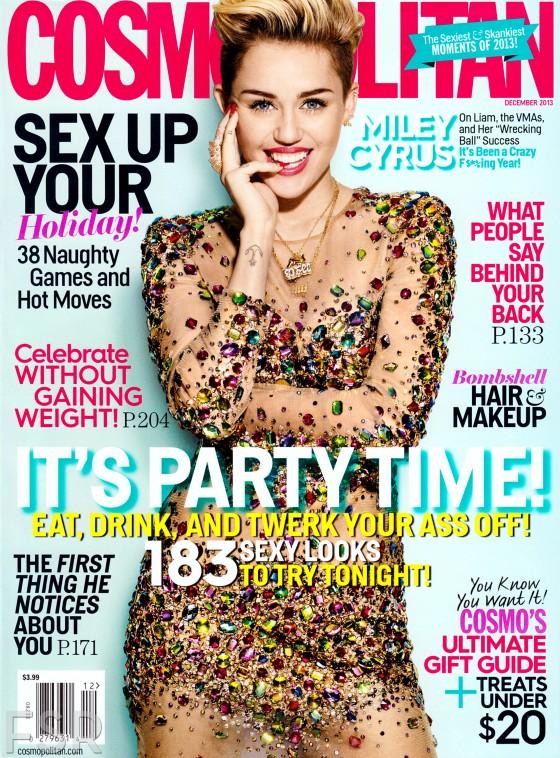 Miley Cyrus: Cosmopolitan Magazine -04