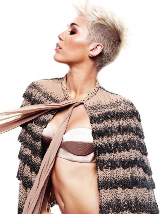 Back to post Miley Cyrus – Elle UK Magazine (June 2013)