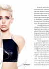 Miley Cyrus - Elle UK 2013-16