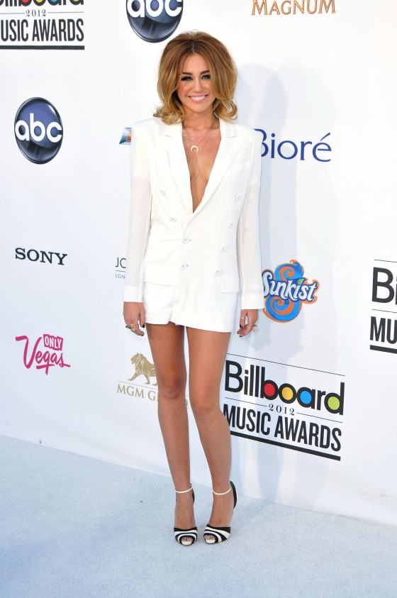 Miley Cyrus – Hit Up 2012 Billboard Music Awards in Las Vegas