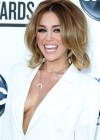 Miley Cyrus Show big cleavage and long legs at Billboard Music Awards in Las Vegas - 2012