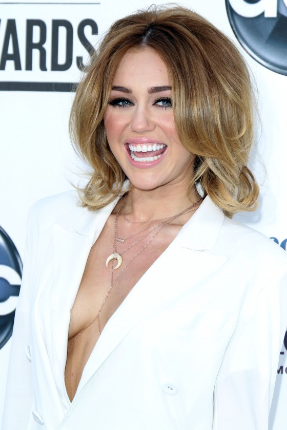 Miley Cyrus – Hit Up 2012 Billboard Music Awards in Las Vegas-09