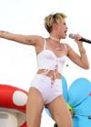 Miley Cyrus Photos: iHeartRadio 2013 Performance-02