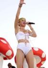 Miley Cyrus Photos: iHeartRadio 2013 Performance-10