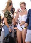 Miley Cyrus Photos: iHeartRadio 2013 Performance-11