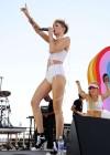 Miley Cyrus Photos: iHeartRadio 2013 Performance-22