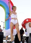 Miley Cyrus Photos: iHeartRadio 2013 Performance-35