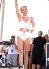 Miley Cyrus Photos: iHeartRadio 2013 Performance-43