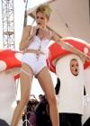 Miley Cyrus Photos: iHeartRadio 2013 Performance-56