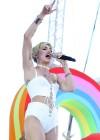 Miley Cyrus Photos: iHeartRadio 2013 Performance-57