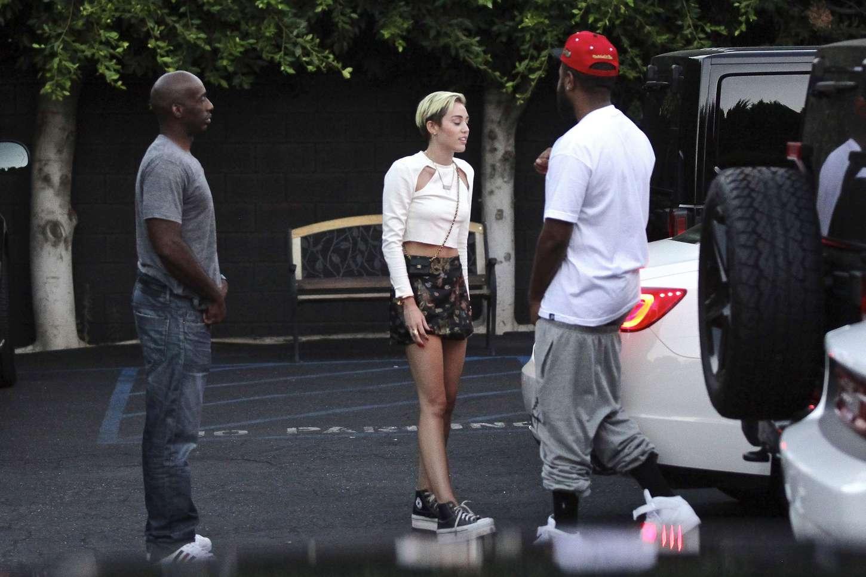Miley Cirus Asian Pic