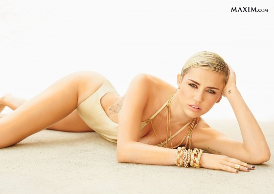 Miley Cyrus - 2013 Maxim Hot 100 -02
