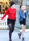 Miley Cyrus - Leggy at Pet Store-03