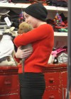 Miley Cyrus - Leggy at Pet Store-04