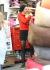 Miley Cyrus - Leggy at Pet Store-05