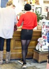 Miley Cyrus - Leggy at Pet Store-06