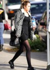 Miley Cyrus - Leaving a Pet Store in Studio City-05