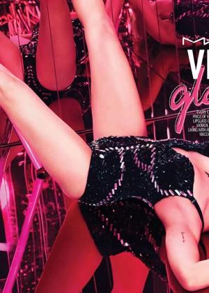 Miley Cyrus - MAC Cosmetics Viva Glam Campaign 2015