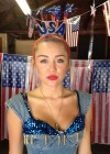 Miley Cyrus - Personal 4th of July Twitpic