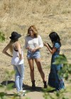 Miley Cyrus - Photoshoot in Malibu-10