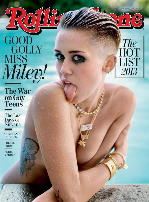 Miley Cyrus: Rolling Stone 2013 -02