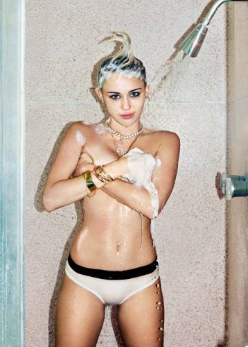 Miley Cyrus: Rolling Stone 2013 -06