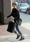 Miley Cyrus - Shopping Candids in Beverly Hills -01
