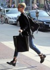 Miley Cyrus - Shopping Candids in Beverly Hills -04