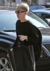 Miley Cyrus - Shopping Candids in Beverly Hills -05