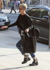 Miley Cyrus - Shopping Candids in Beverly Hills -06