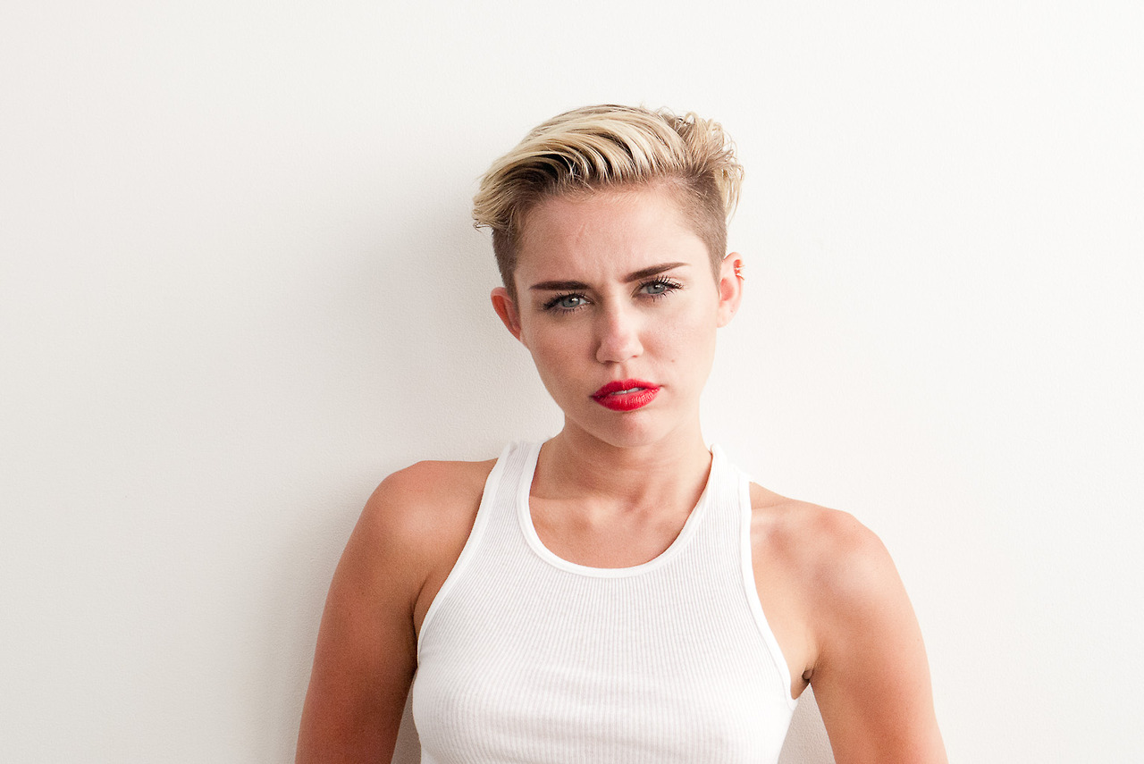 Miley Cyrus Photos: Terry Richardson (September 2013) -08 - Full Size
