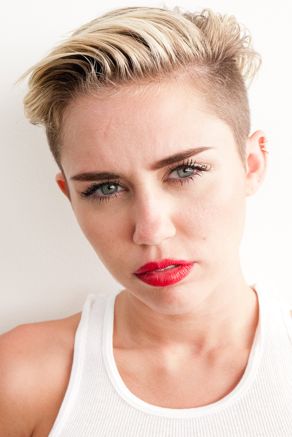 Miley Cyrus Photos: Terry Richardson (September 2013) -13 - Full Size