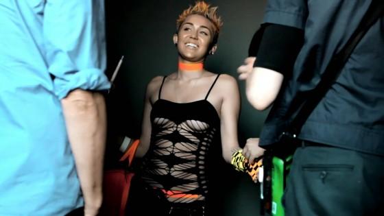 cyrus v magazine Miley