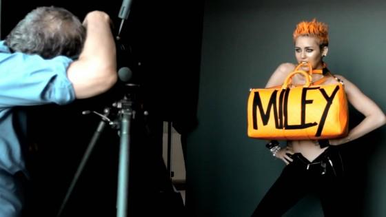 Miley Cyrus – V Magazine 2013 – Outakes -12