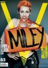 Miley Cyrus - V magazine -01