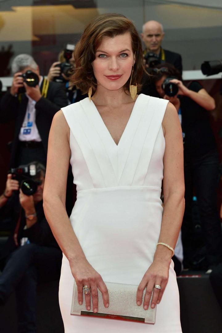 Milla Jovovich: Cymbeline Premiere at 71st Venice Film Festival -06