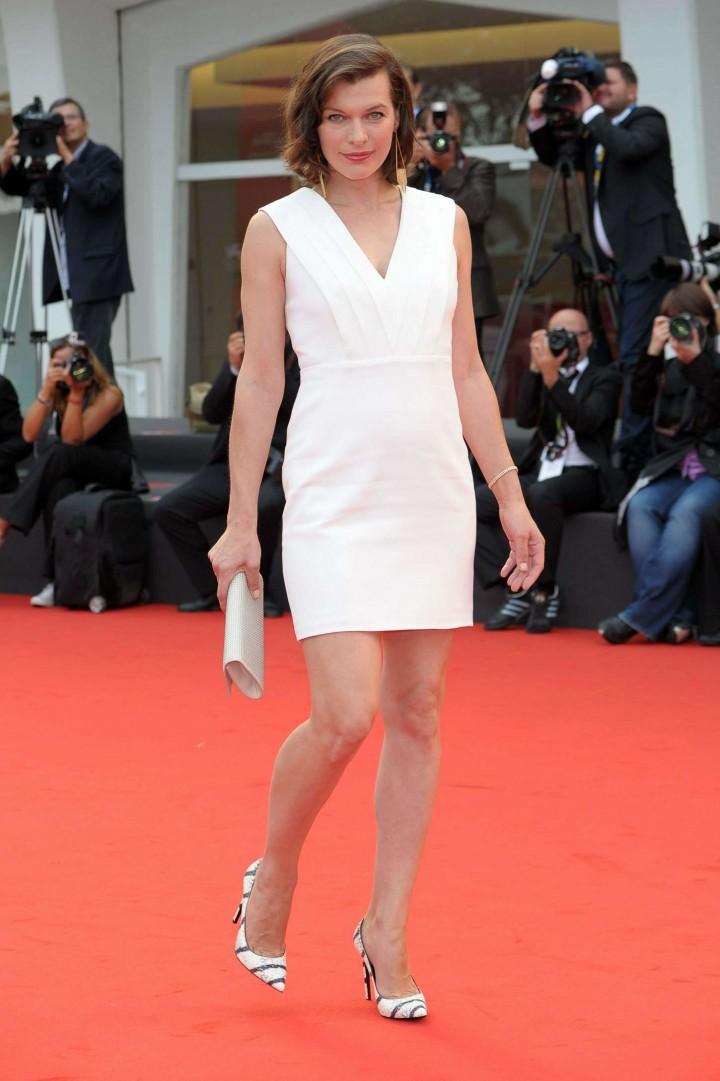 Milla Jovovich: Cymbeline Premiere at 71st Venice Film Festival -08