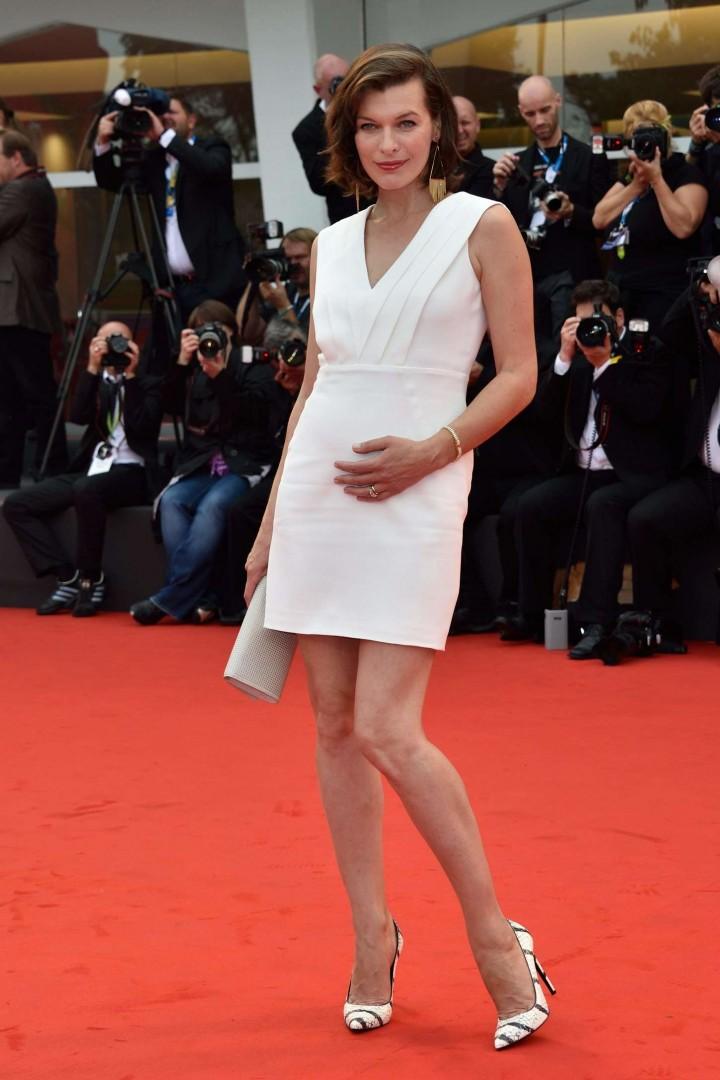 Milla Jovovich: Cymbeline Premiere at 71st Venice Film Festival -09